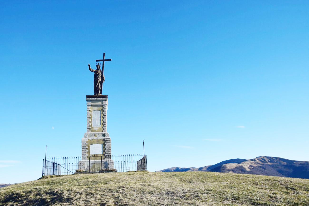 Cristo Redentore Monte Giarolo